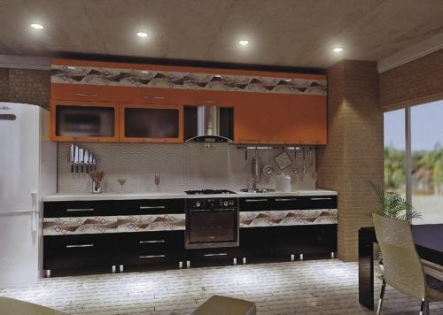 Кухня МДФ 15 размер 2,8 цена 50400 руб