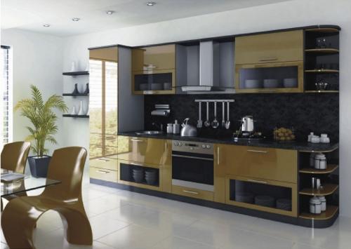 Кухня МДФ 2 размер 3,1 цена 56000 руб