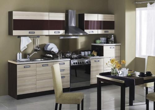 Кухня МДФ 21 размер 2,6 цена 42000 руб