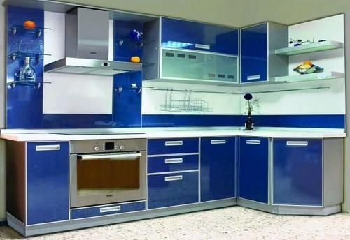 Кухня МДФ 28 размер 1,4*2,5 цена 81300 руб