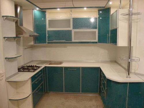 Кухня МДФ 29  размер 1,8*2,6*2,4 цена 108800 руб