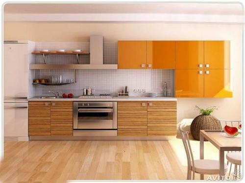 Кухня МДФ 34 размер 2,9 цена 49400 руб