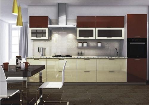 Кухня МДФ 4 размер 3,2 цена 54200 руб