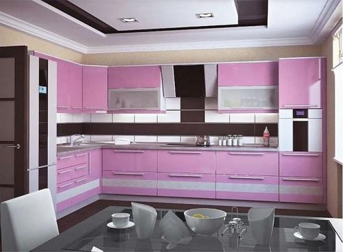 Кухня МДФ 40 размер 3,2*1,8 цена 87600 руб