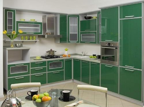 Кухня МДФ 41 размер 2,6*3,1 цена 101200 руб