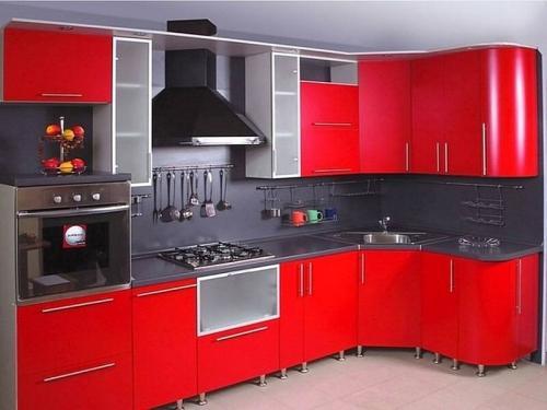 Кухня МДФ 47 размер 1,3*2,6 цена 69400