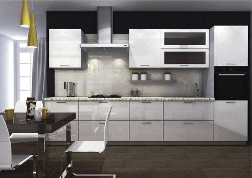 Кухня МДФ 5 размер 3,2 цена 54200 руб