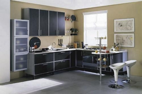 Кухня МДФ 55 размер 1,7*2,3 цена 69300 руб