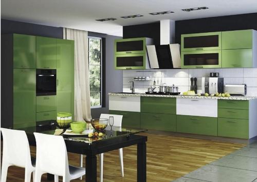 Кухня МДФ 7 размер 4,9 цена 95600 руб