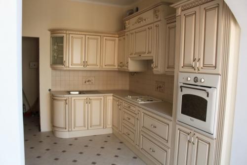 Кухня Патина 1 размер 1.7*2.7 цена 80400 руб