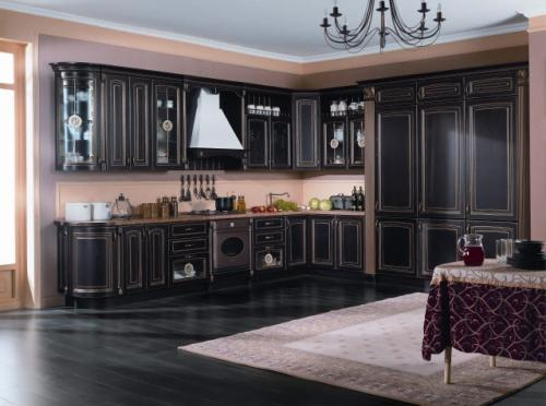 Кухня Патина 13 размер 3.9*3.2 цена 123600 руб