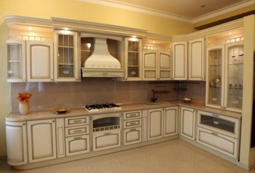 Кухня Патина 16 размер 3.5*1.9 цена 106400 руб