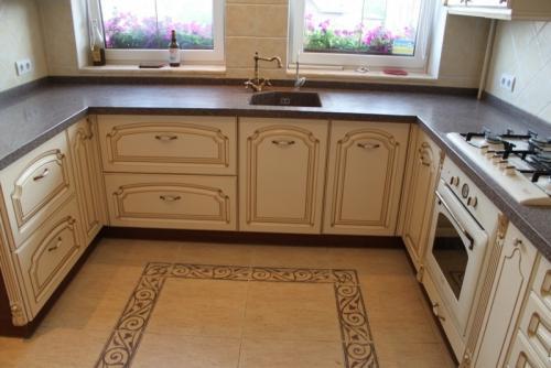 Кухня Патина 19 размер 1.4*2.7*2.1 цена 69200 руб