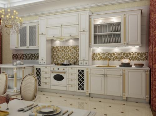 Кухня Патина 2 размер 3.5 цена 66000 руб