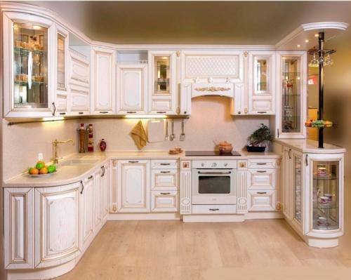 Кухня Патина 20 размер 2*2.8*1.3 цена 107600 руб