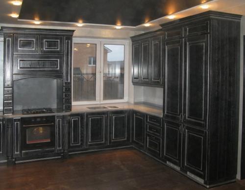 Кухня Патина 24 размер 2.7*2.6 цена 104800 руб