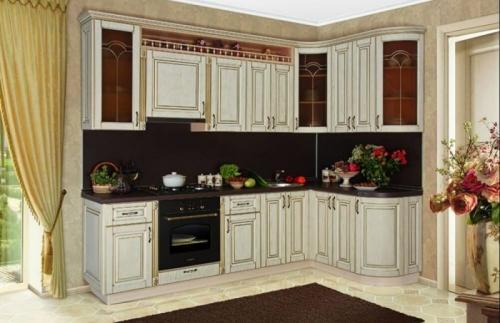 Кухня Патина 26размер 2.7*1.6 цена 78800 руб