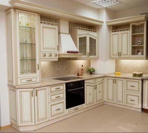 Кухня Патина 3 размер 2.6*1.6 цена 77200 руб