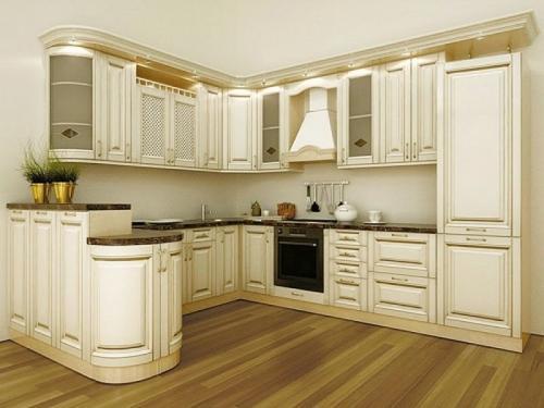 Кухня Патина 30 размер 1.2*2.2*3.2 цена 115600 руб