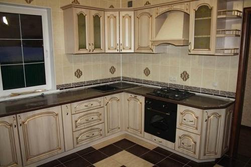 Кухня Патина 32 размер 2.5*2.2 цена 80200руб