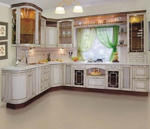 Кухня Патина 37 размер 2.1*3.8 цена 113500 руб