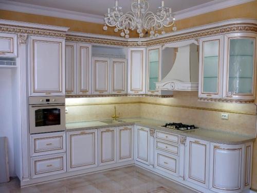 Кухня Патина 4 размер 2.6*2.3 цена 88400 руб
