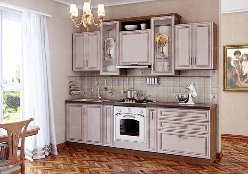 Кухня Патина 40 размер 2.4 цена 58400 руб
