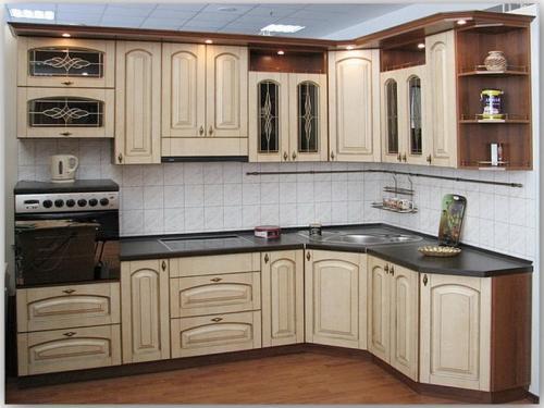 Кухня Патина 41 размер 2.7*1.9 цена 83600 руб