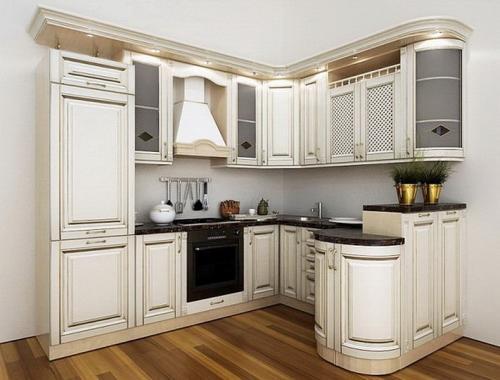Кухня Патина 43 размер 2.6*1.7*1 цена 104000 руб