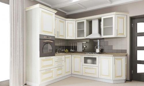 Кухня Патина 46 размер 2*2.2 цена 77800 руб
