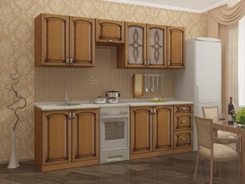 Кухня Патина 49 размер 2.6 цена 59800 руб