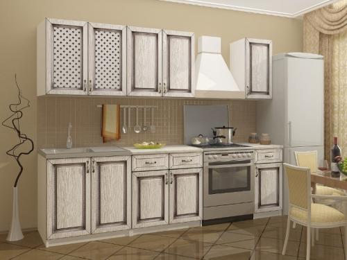 Кухня Патина 50 размер 2.6 цена 60400 руб