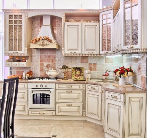 Кухня Патина 6 размер 2.6*1.8 цена 80400 руб