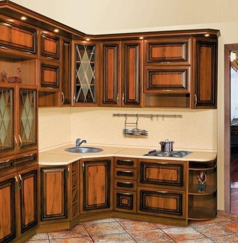 Кухня Патина 8 размер 2*2.3 цена 78800 руб