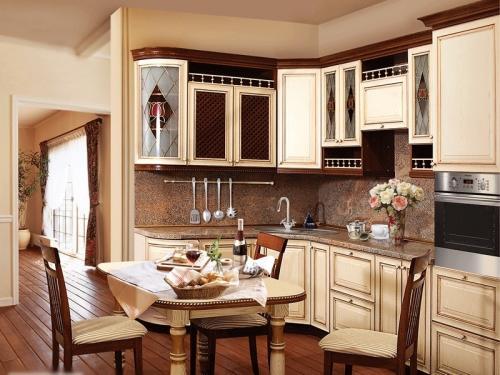 Кухня Патина 9 размер 1.8*2.8 цена 83600 руб