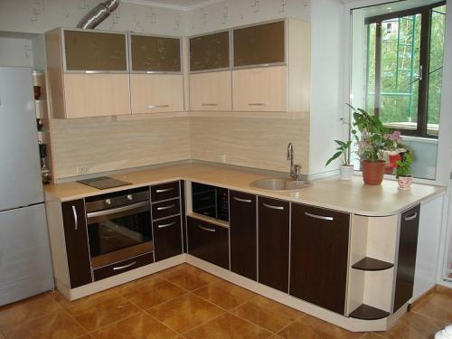 Кухни Пластик 06 размер 1.7*2.4 цена 86100 руб
