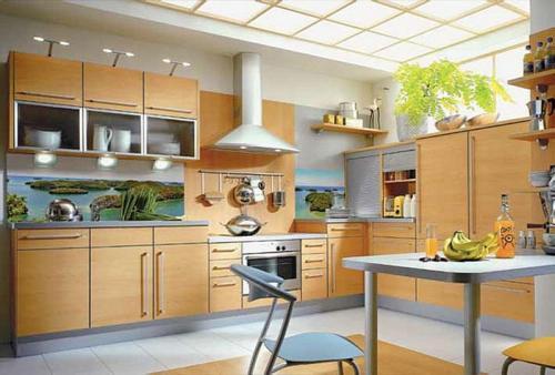 Кухни Пластик 23 размер 3.7*2.3 цена 136600 руб