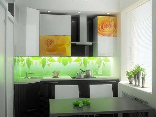 Кухни Пластик 33 размер 1.1*2.4 цена 83500 руб