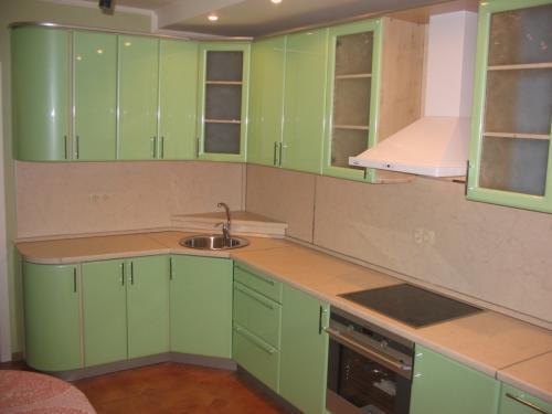 Кухня Эмаль 11 размер 1.7*3.3 цена 160000 руб