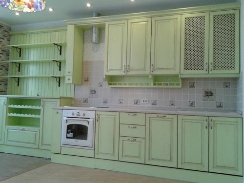 Кухня Эмаль 13 размер 4.1 цена 141200 руб