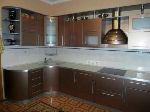 Кухня Эмаль 28 размер 1.6*3 цена 157200 руб
