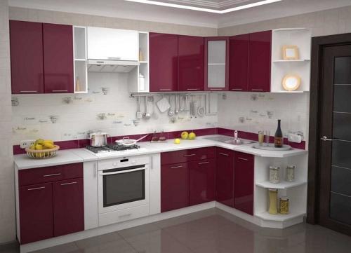 Кухня Эмаль 33 размер 2.8*1.5 цена 137600 руб